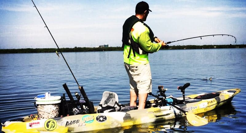 2017 kayaks for fishing reviewed