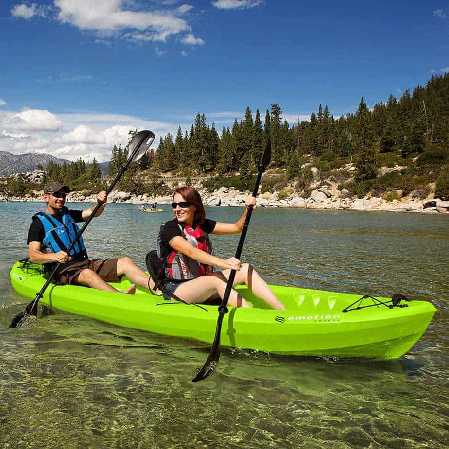 Best Tandem Kayak Reviews For 2017