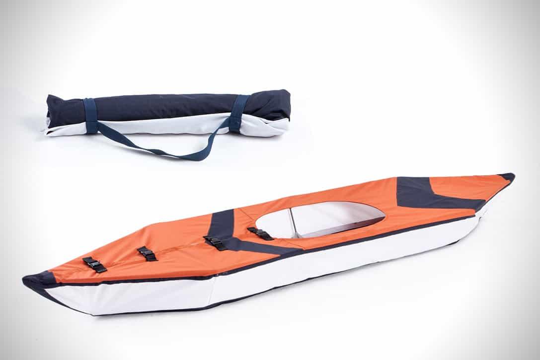 type of folding kayak