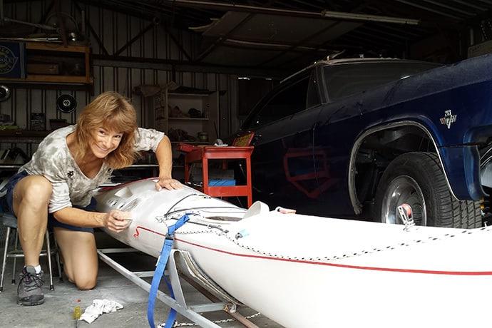 Kayak Maintenance Tips for the Diehard