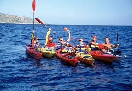 Recommendations if You're Interested in Sea Kayaking