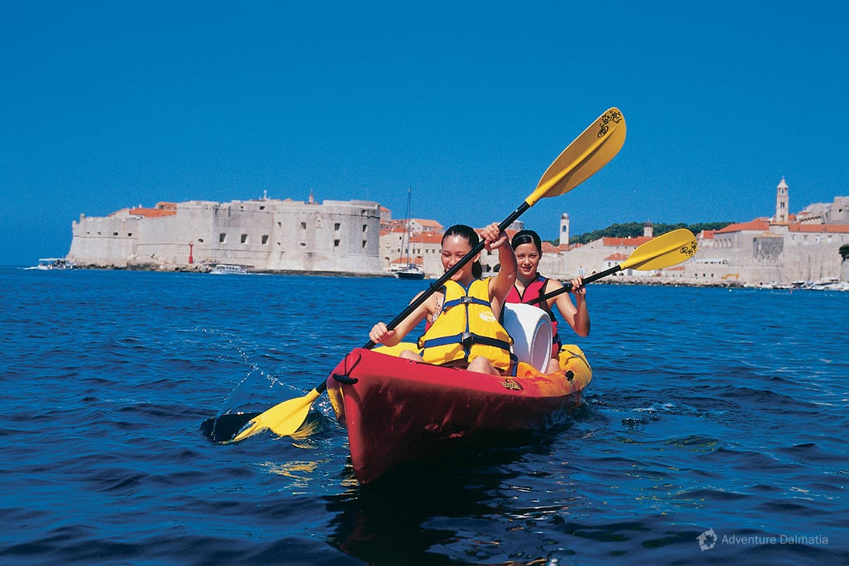 For the Love of Kayaking in the Ocean