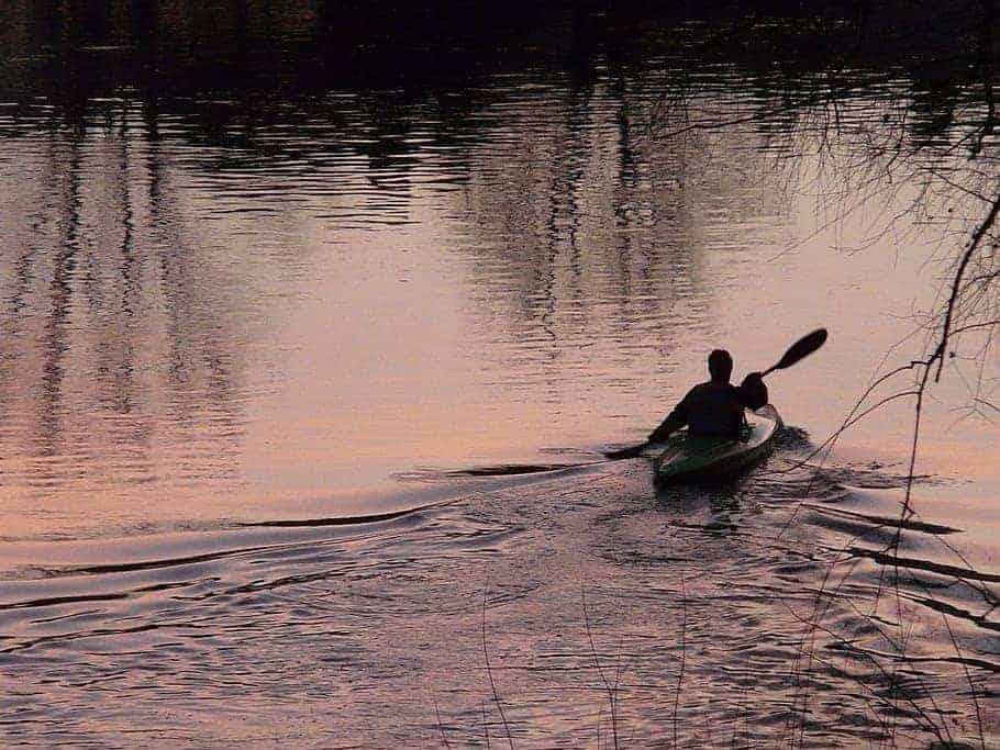 best kayak paddles for the lake