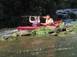 top kayak paddles
