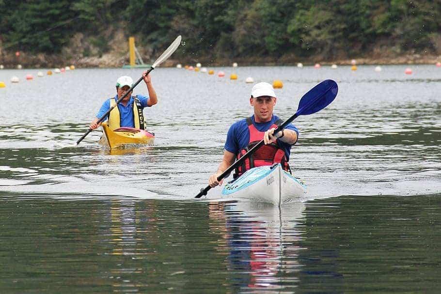 What Size Kayak Paddle Do I Need?