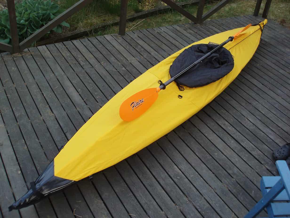 best folding kayak
