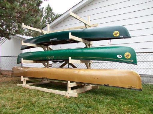 kayak storage ideas