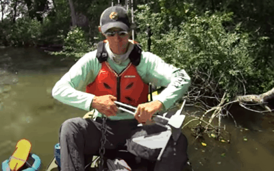 How to Anchor a Kayak in 4 Easy Steps