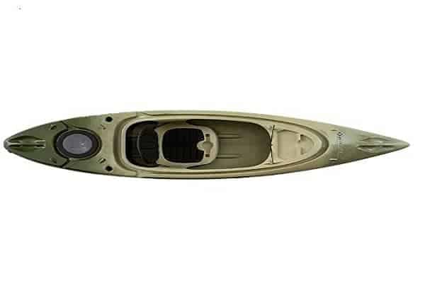 Perception Flash 9.5 Sit Inside Kayak