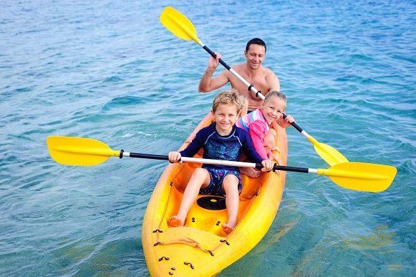 kayaking in virginia